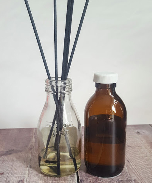 Reed Diffuser Refill - Replacement Scented Oil