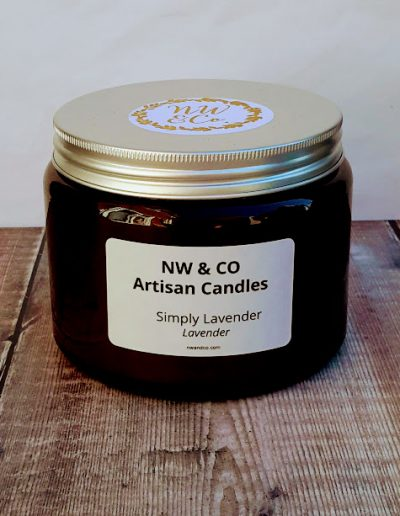 simply lavender 500g apothecary