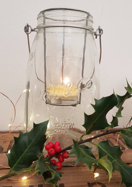 Mason Jar Tealight Holder Nw And Co Candles